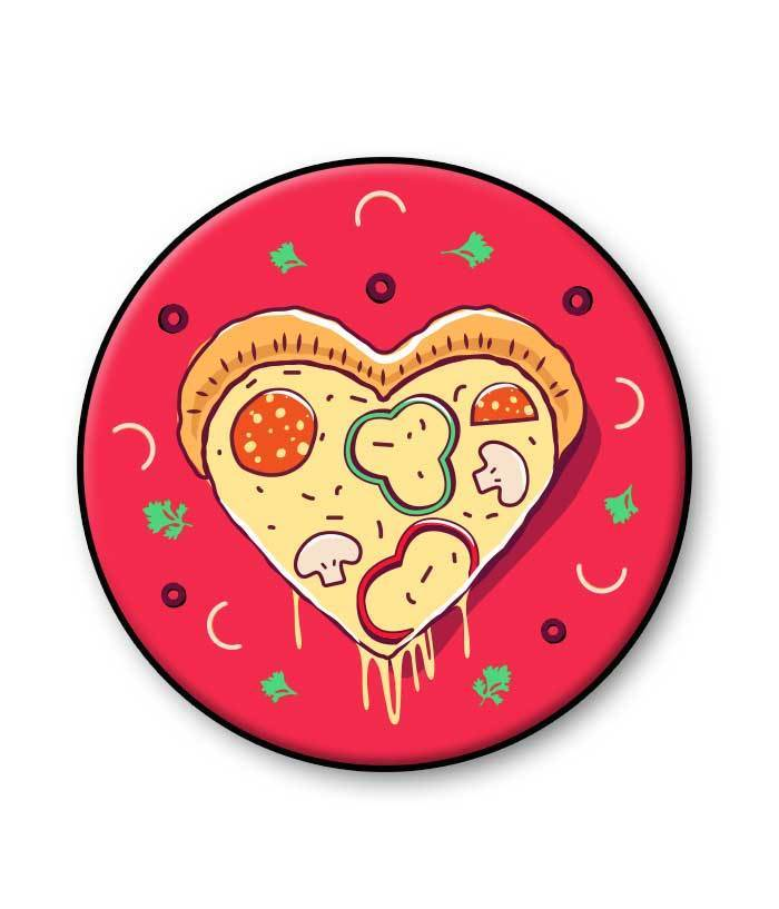 Pizza Love Popgrip - fully-filmy