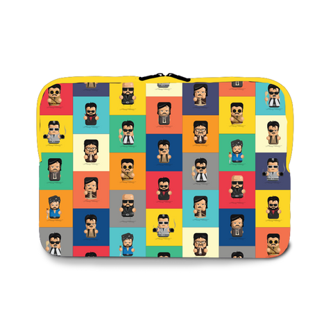 Superstar Puppets Laptop Sleeve