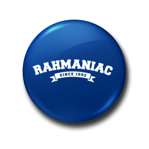 Rahmaniac Fridge Magnet