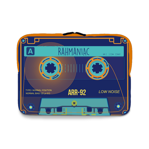 Retro Rahmaniac Laptop sleeve