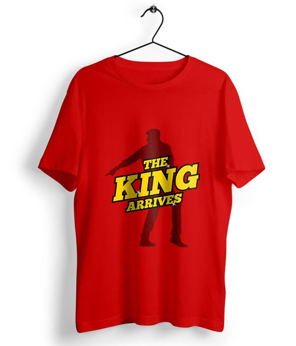 King Arrives T-Shirt - Vantha Rajavathaan Varuven Official Merchandise - fully-filmy