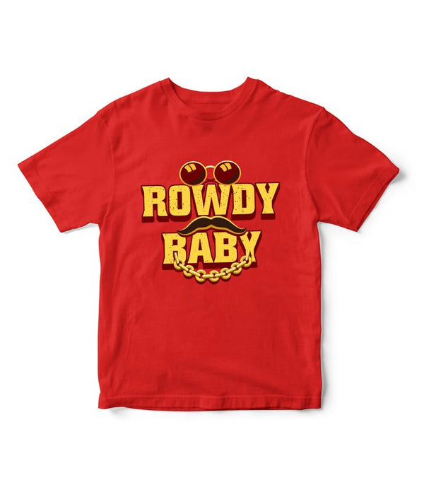 Rowdy Baby - Maari 2 Official Kids T-Shirt
