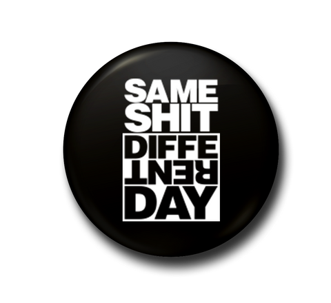Same Shit Different Day Magnet