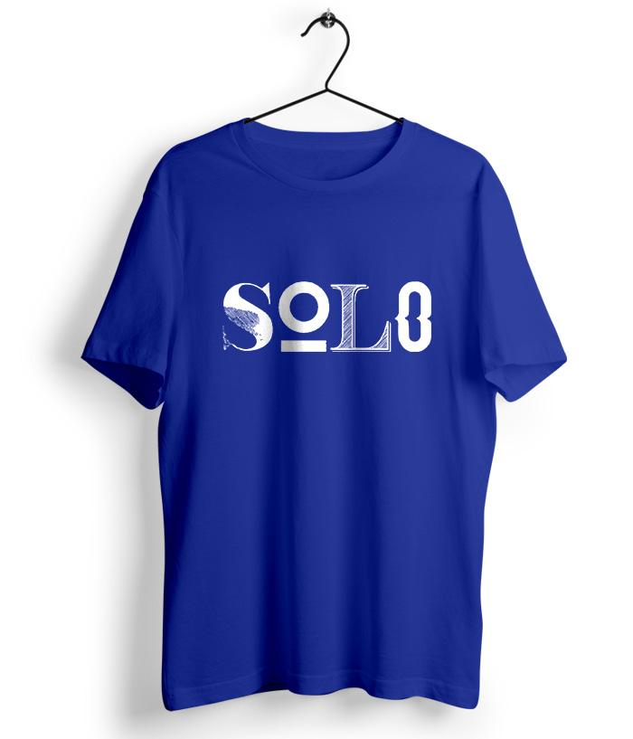 Solo T-Shirt - Official Merchanside - fully-filmy