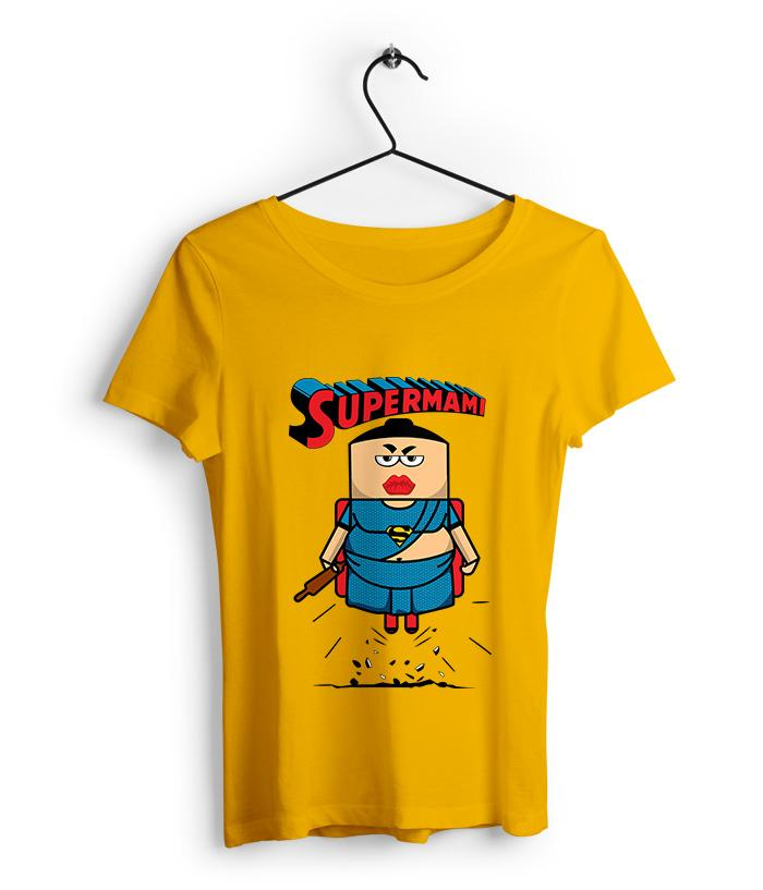 Supermami Women's T-Shirt - fully-filmy