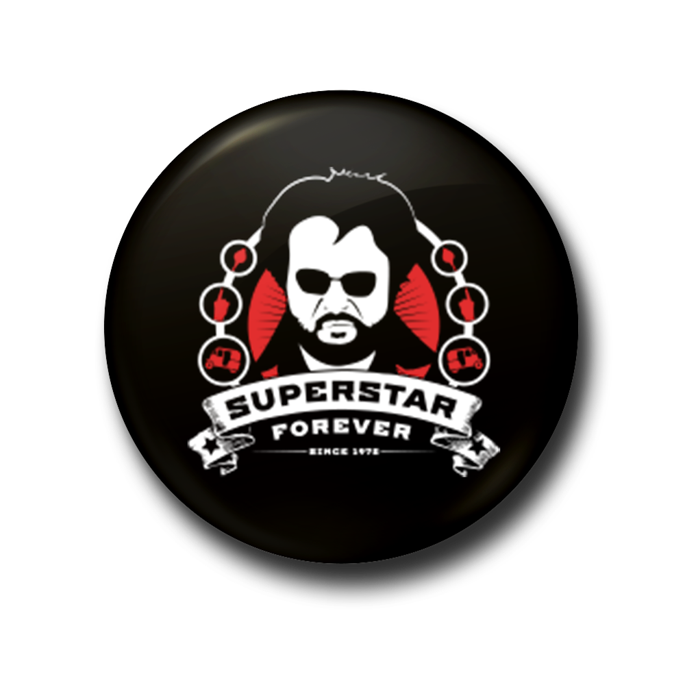Superstar Forever Fridge Magnet