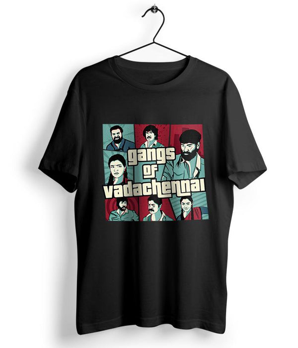 Gangs of Vadachennai - Vadachennai Official T-Shirt