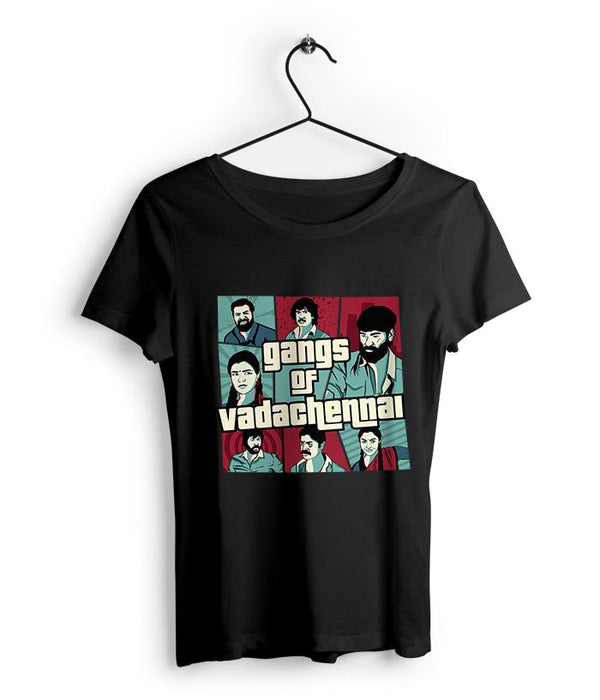 Gangs of Vadachennai - VadaChennai Official Women's T-Shirt
