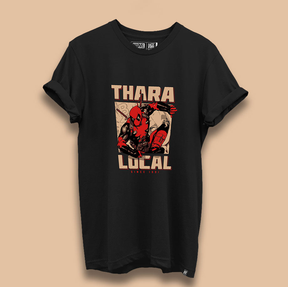 Thara Local(Maari) T-Shirt - fully-filmy
