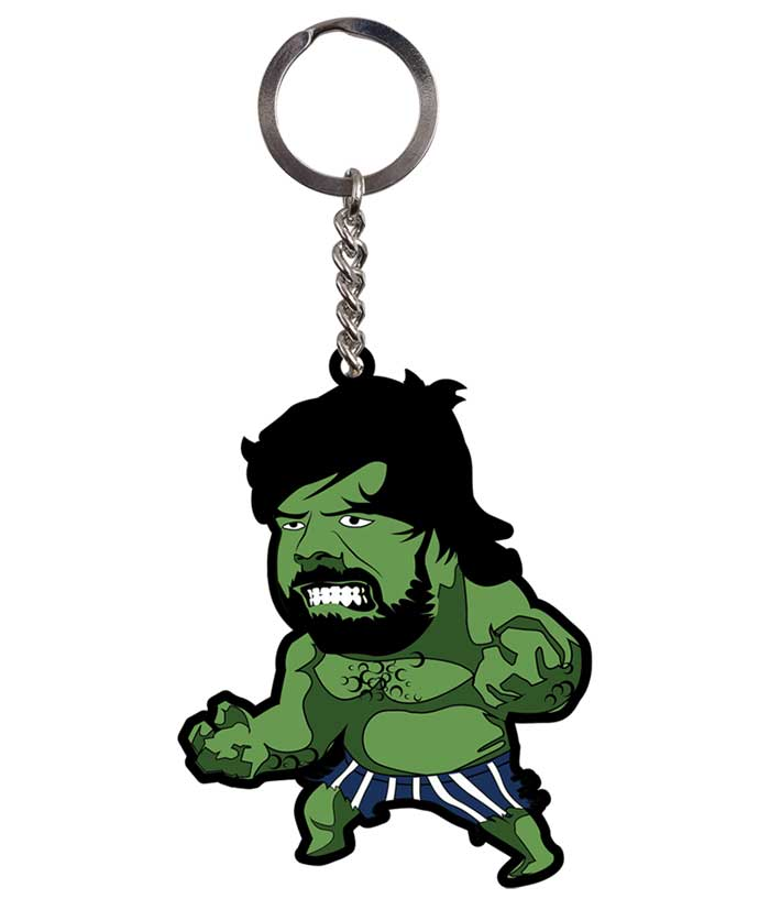 Kollywood Hulk Keychain - fully-filmy