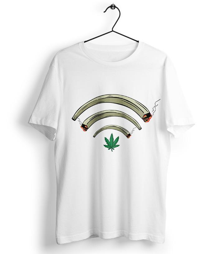 Joint Signal T-Shirt - fully-filmy