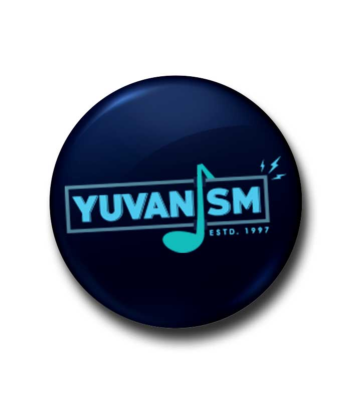 Yuvanism Musical Note Badge - fully-filmy