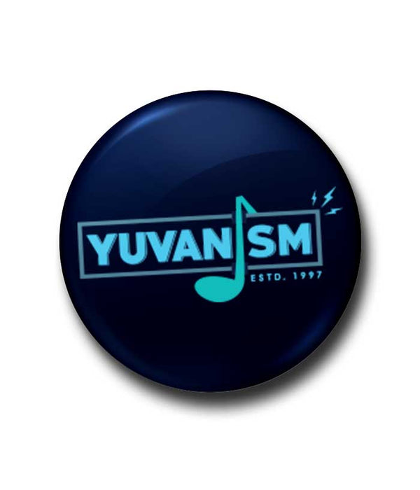 Yuvanism Musical Note Badge - Fully Filmy