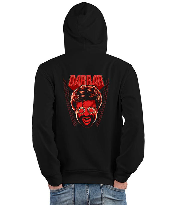 Darbar Official Zipper Hoodie - Fully Filmy