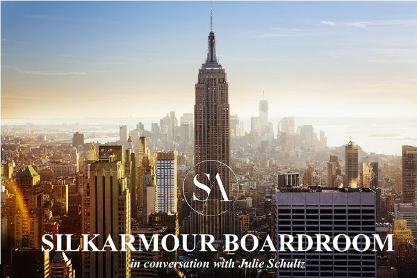 Julie Schultz career advice silkarmour boardroom