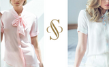 SOPHIE CAMERON DAVIES SILKARMOUR LONDON SILK SHIRTS