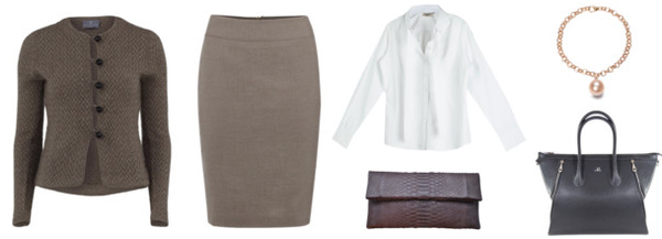 How to Style a White Shirt - Casually Chic