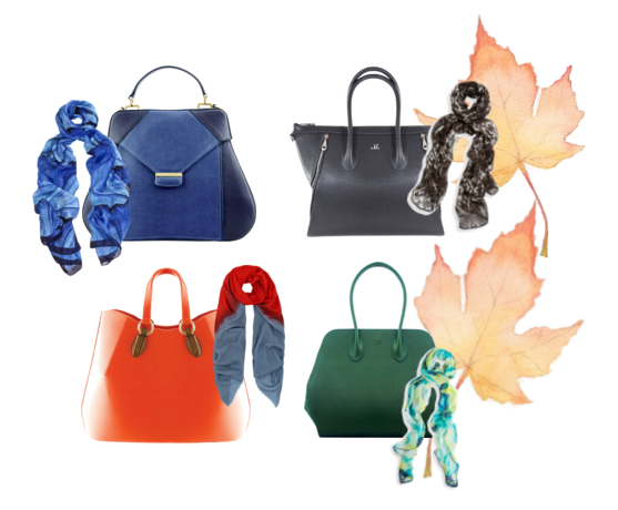 silkarmour autumn accessories