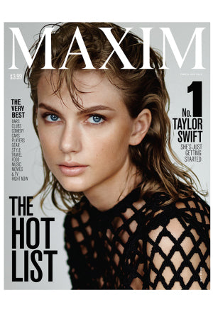 maxim taylor swift