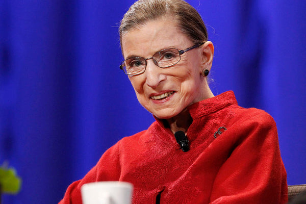 Woman of the Week: Ruth Bader Ginsburg
