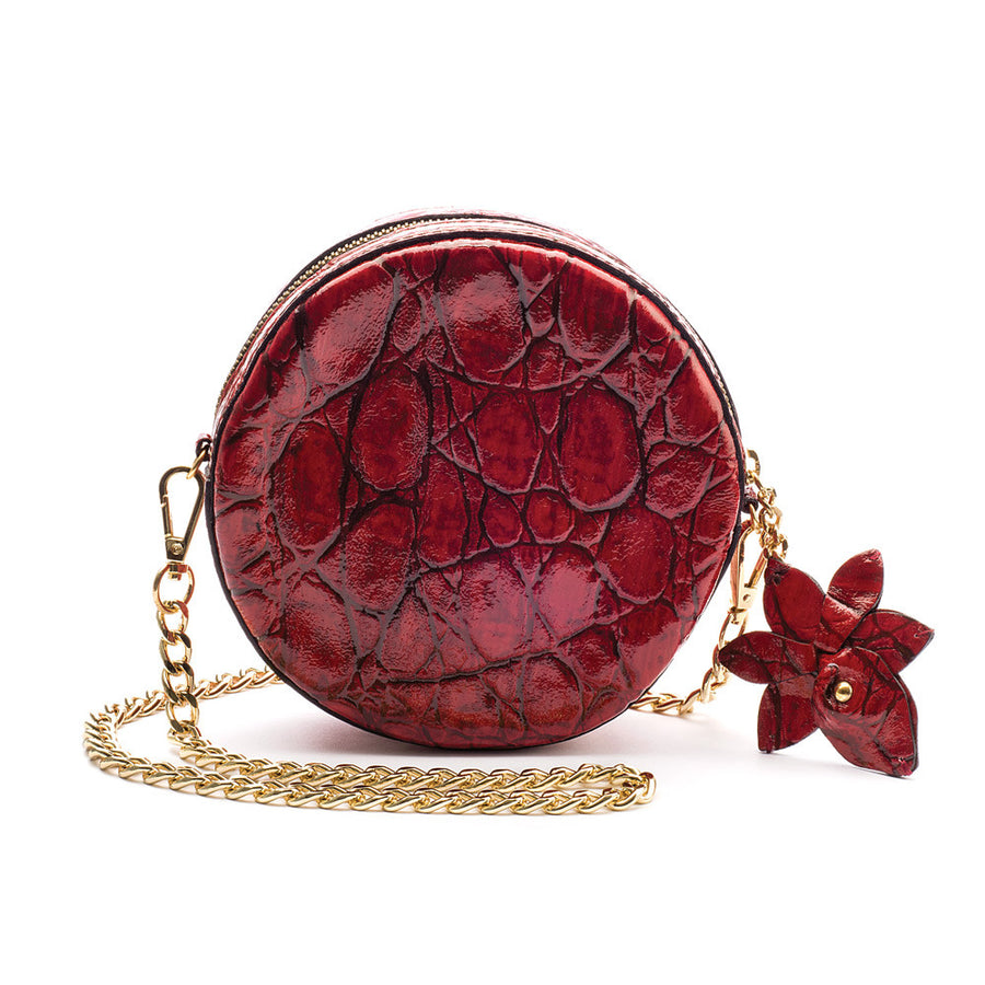 Cataleya London-DAISY – Red-Silkarmour-1