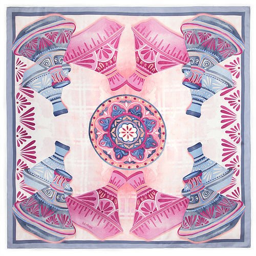 DolceRoopa-Silk Scarf-Tagines-1