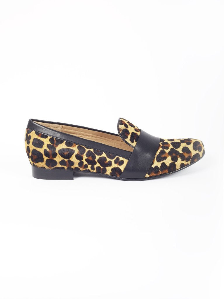 House of Spring- Portbello Pony Loafers- Silkarmour-2
