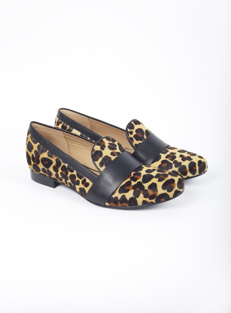 House of Spring- Portbello Pony Loafers- Silkarmour-4