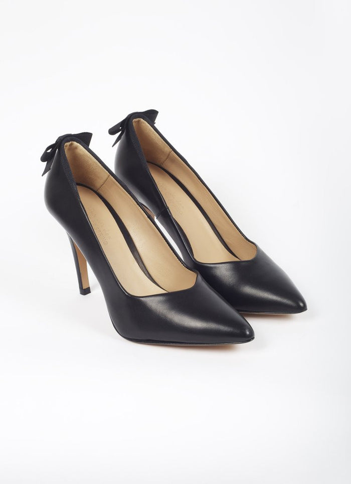 House of Spring- Vendôme Pumps- Silkarmour-1