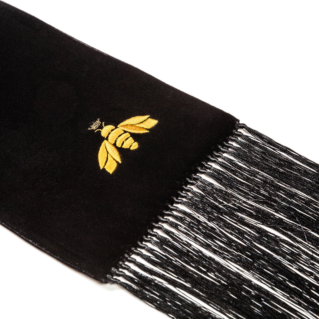 BEATRICE JENKINS-LUXURY SILK SCARVES-LUX-BEE VELVET-SILKARMOUR-2