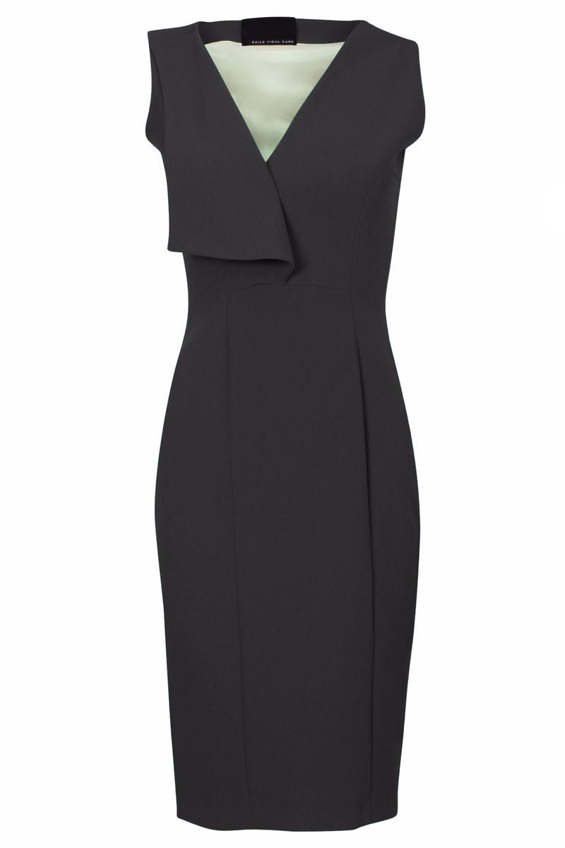 EMILE VIDAL CARR - Erica Dress - SILKARMOUR - 1