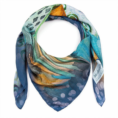 DOLCEROOPA-LUXURY SILK SCARF-SORRENTO-SILKARMOUR-3