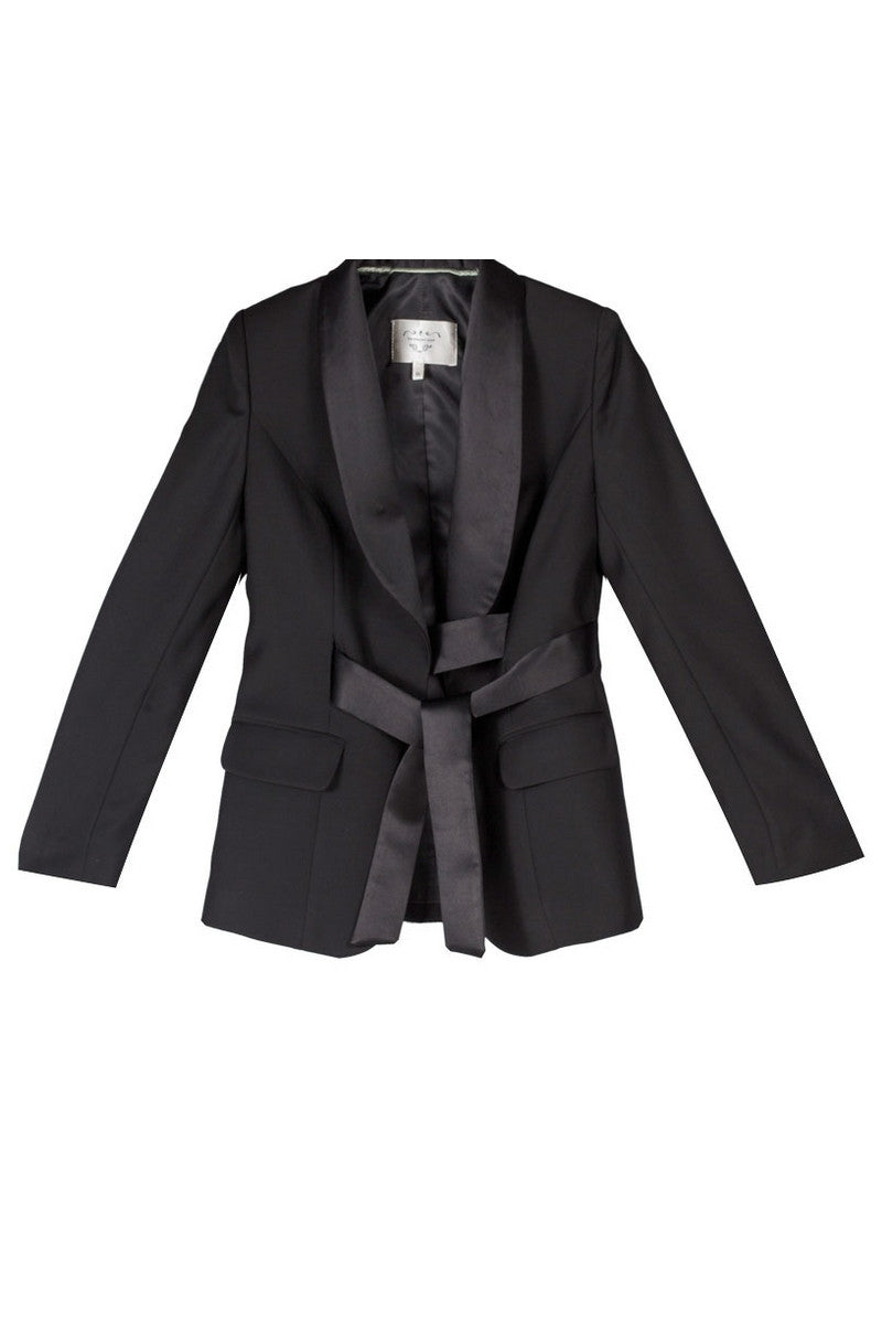 Viktoria Chan - Bond Blazer - SILKARMOUR - Luxury Designer Workwear & Office Clothing for Women