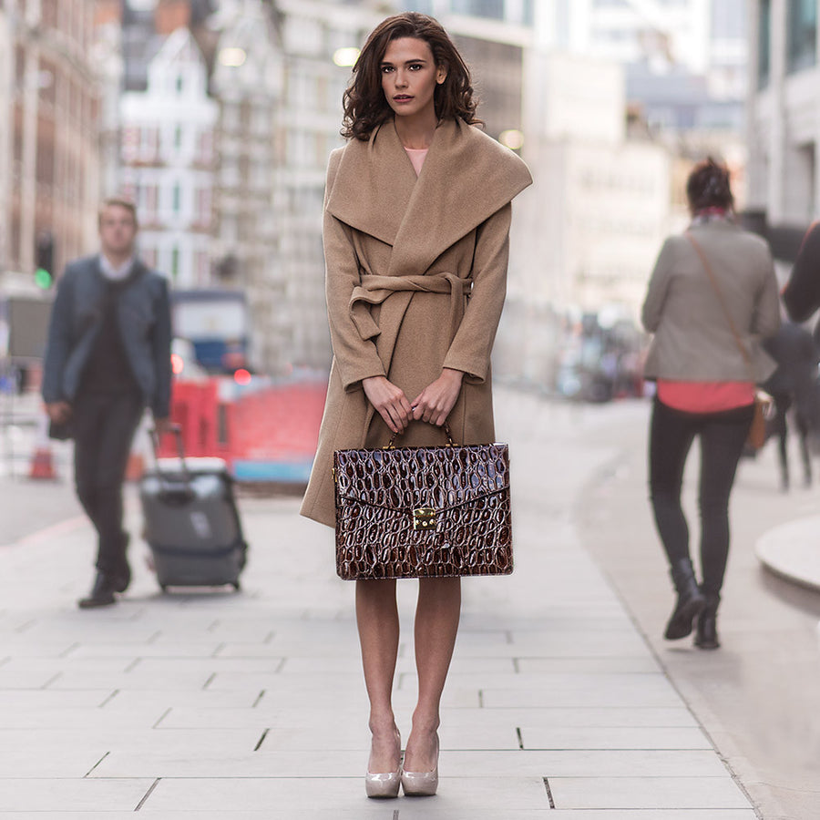 Cataleya London-CATALEYA – BROWN-Silkarmour-1