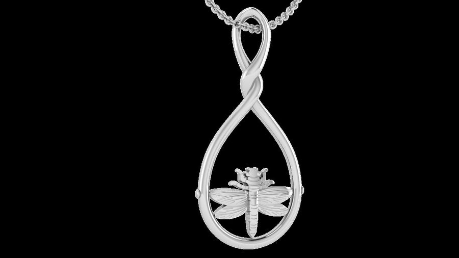 My-Wishbone-Dragonfly In Silver-Silkarmour-1