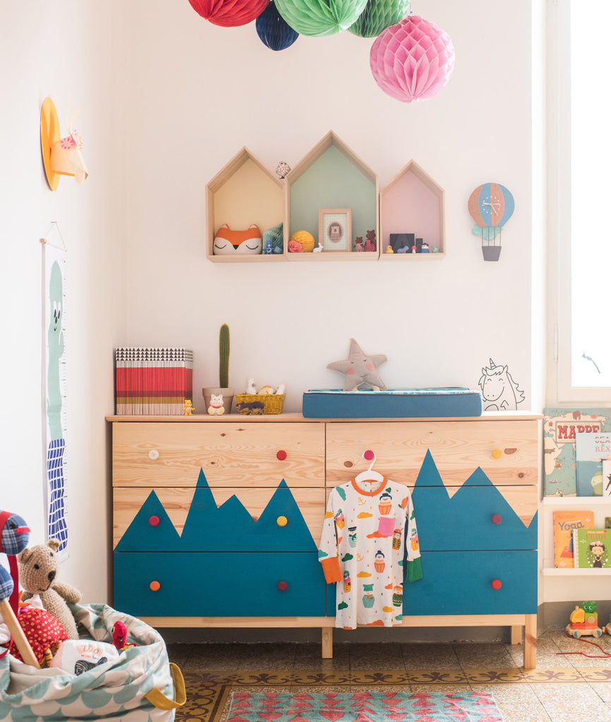 10 Gender Neutral Nursery Decorating Ideas: Gender Neutral Nursery Inspiration