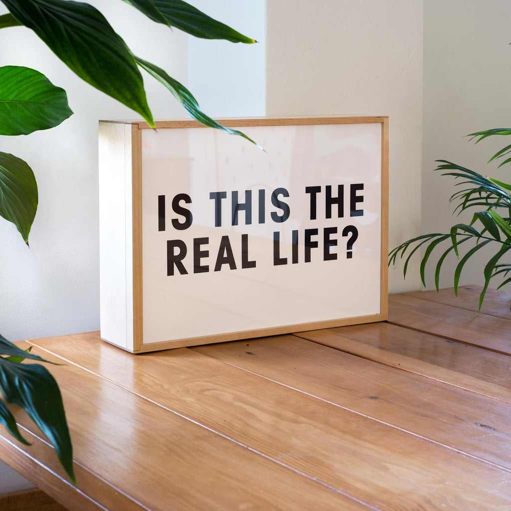 Beautiful Poster and Decal Light Boxes – Made of Sundays