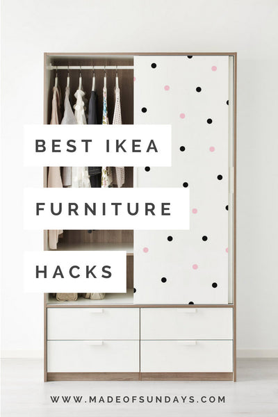 5 great Ikea furniture hacks