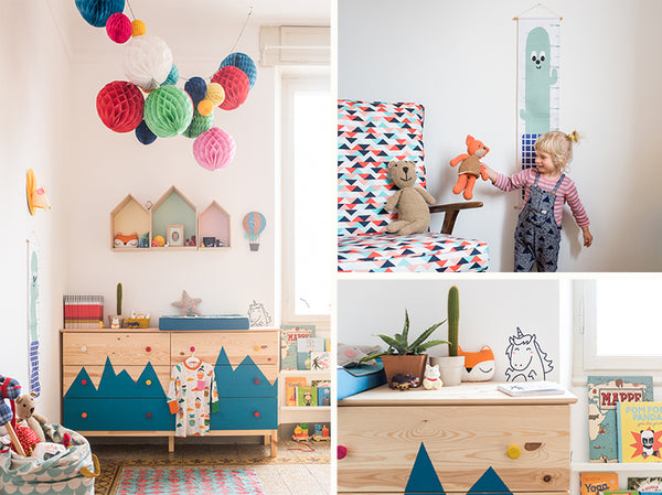Gender Neutral Nursery Ideas