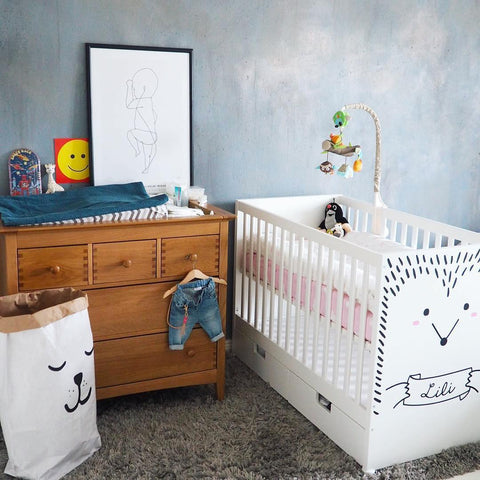 Transform any object into a cute Animal | Modern Nursery Decor
