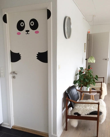 Transform your door into a cute Animal | Top 10 DIY Room Decor