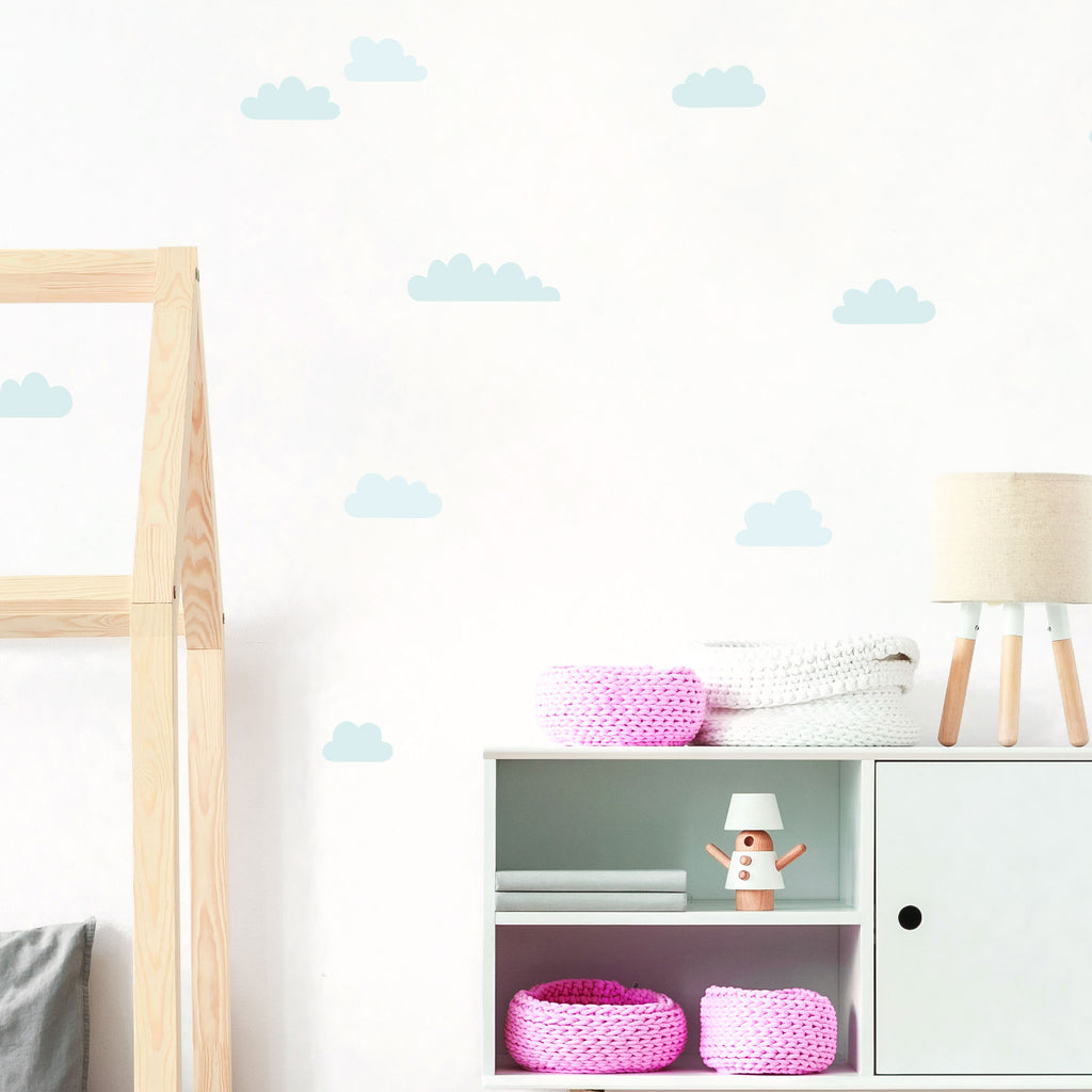 Cake Clouds, Wallpaper Sticker - Made of Sundays
