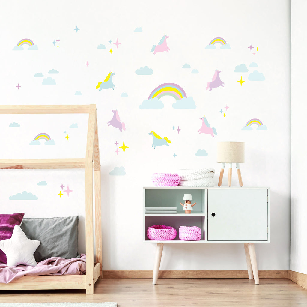 Cake Wall Stickers Theme Pack, wall decals by Made of Sundays