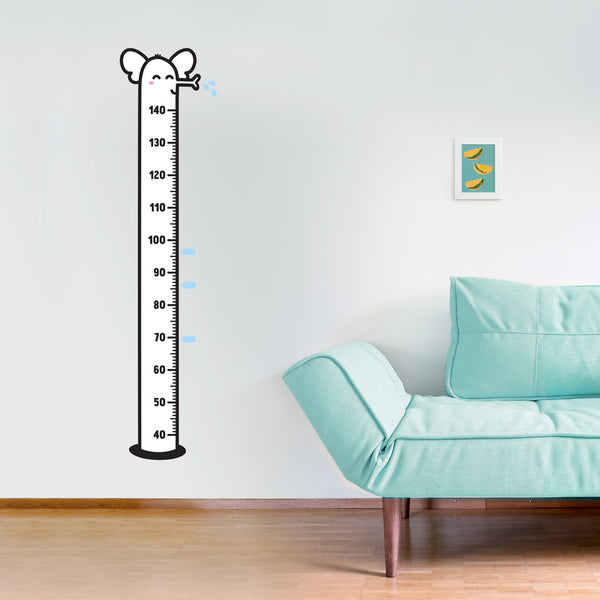 Growth Chart Wall Decals For Kids Made Of Sundays
