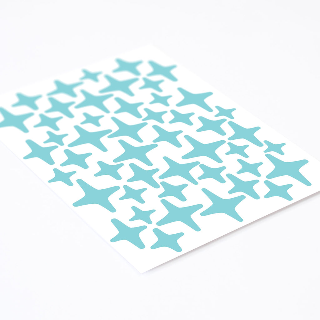 Sparkling Stars, wall decals by Made of Sundays