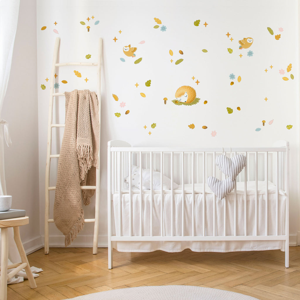 Woodland Forest Wall Stickers Theme Pack, wall decals by Made of Sundays