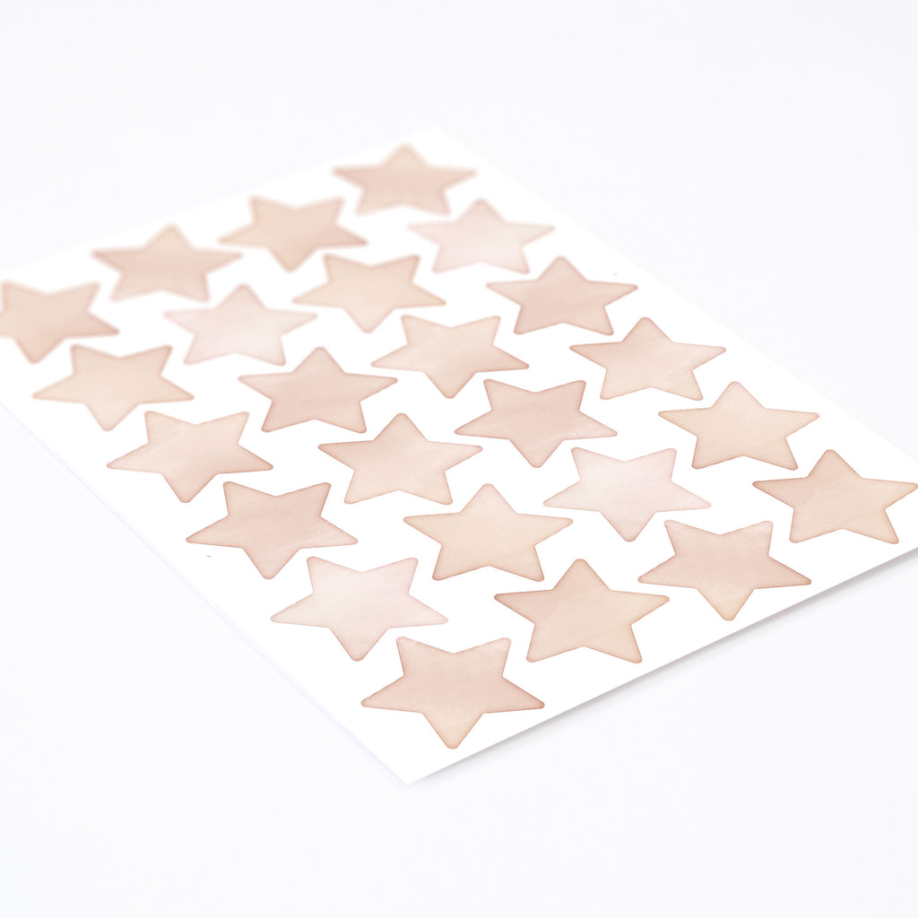 Arctic Small Stars, Wallpaper Sticker - Made of Sundays