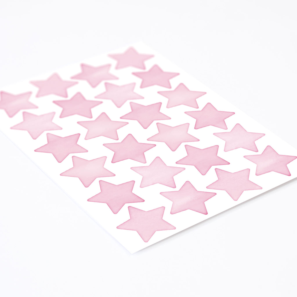 Arctic Small Stars, wall decals by Made of Sundays