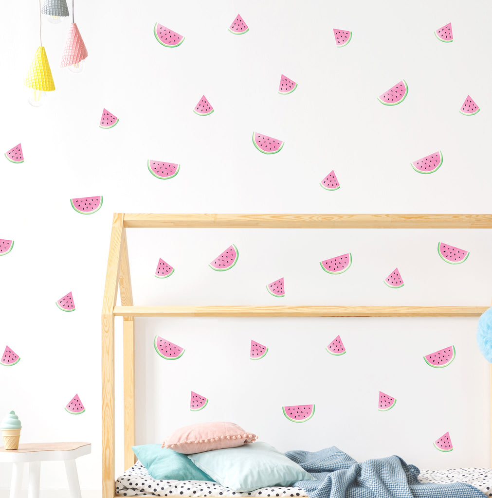 Watermelons Wall Stickers, wall decals by Made of Sundays