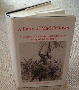 A Party of Mad Fellows by Frank Boyle 1996 First Edition
